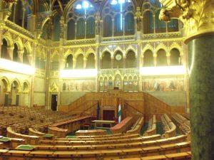 Salle du Parlement