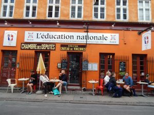 Restaurent l'Éducation Nationale