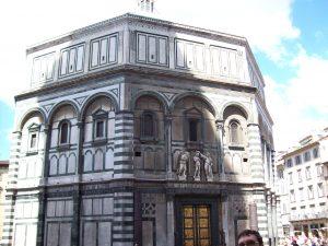 Baptistère d e Florence