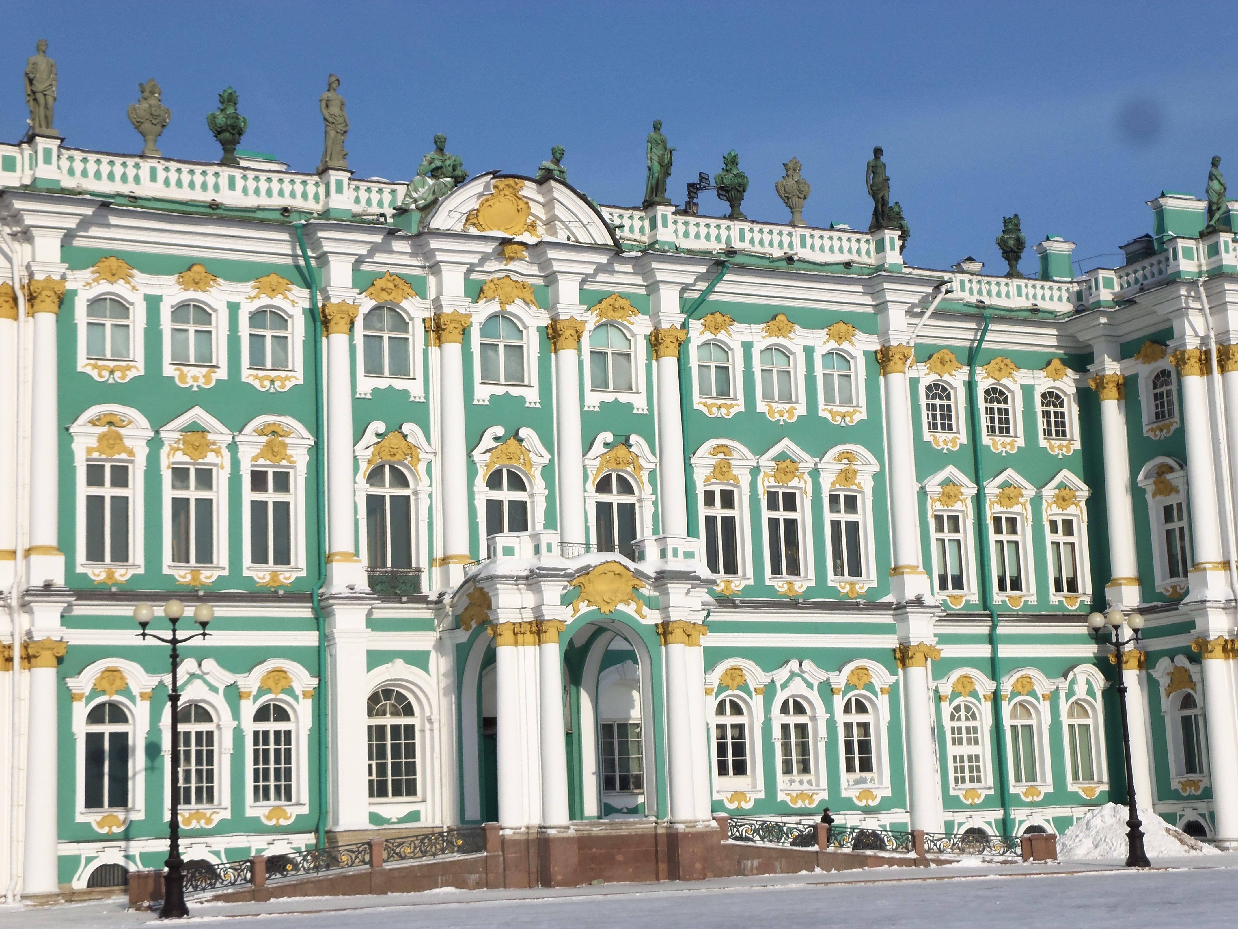 Saint-Petersbourg ou le charme russe