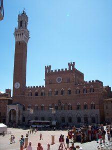 Palais communal de Sienne