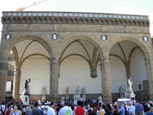 Arcades Piazza Signora