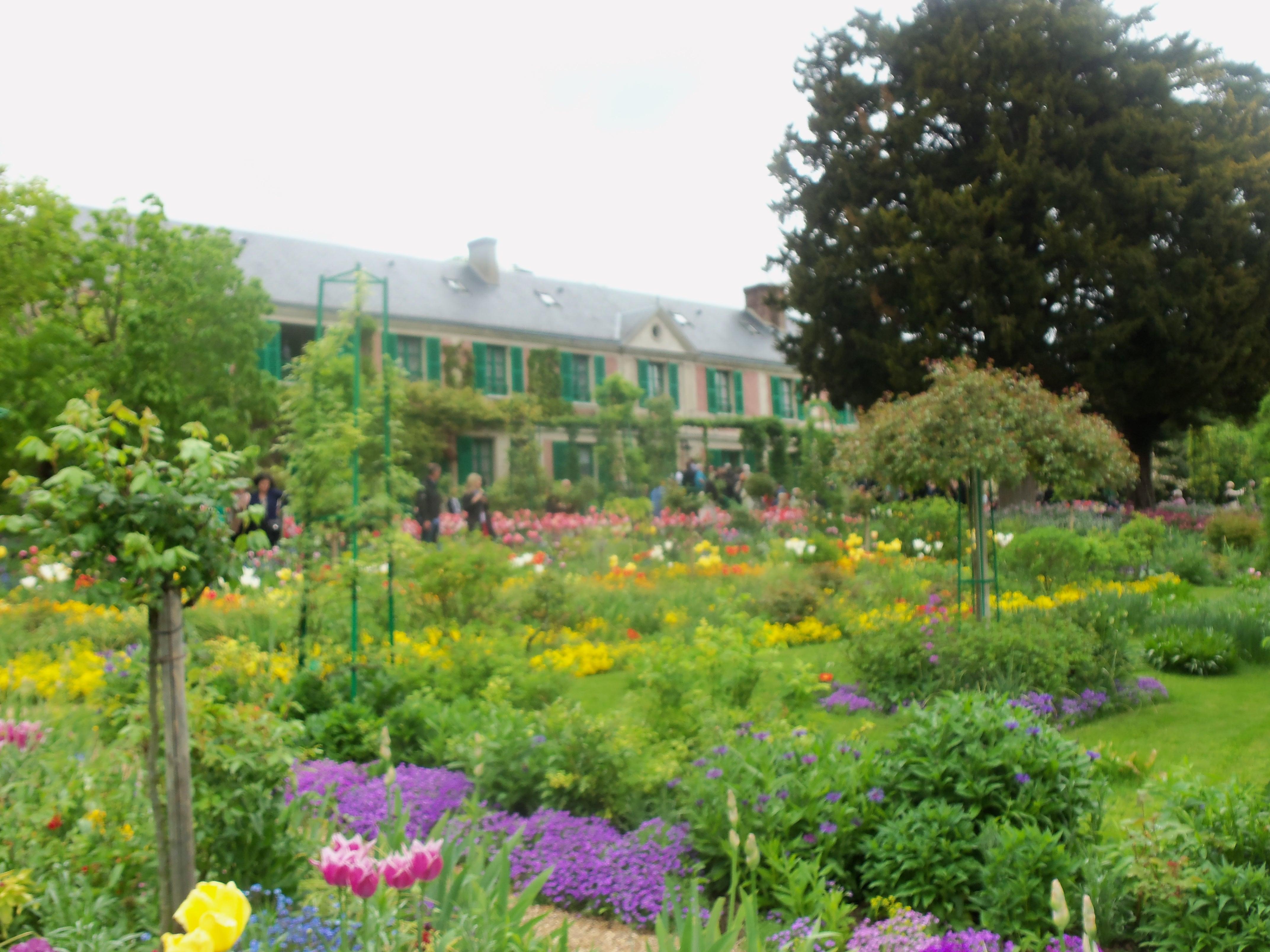 Giverny, la maison de Claude Monet
