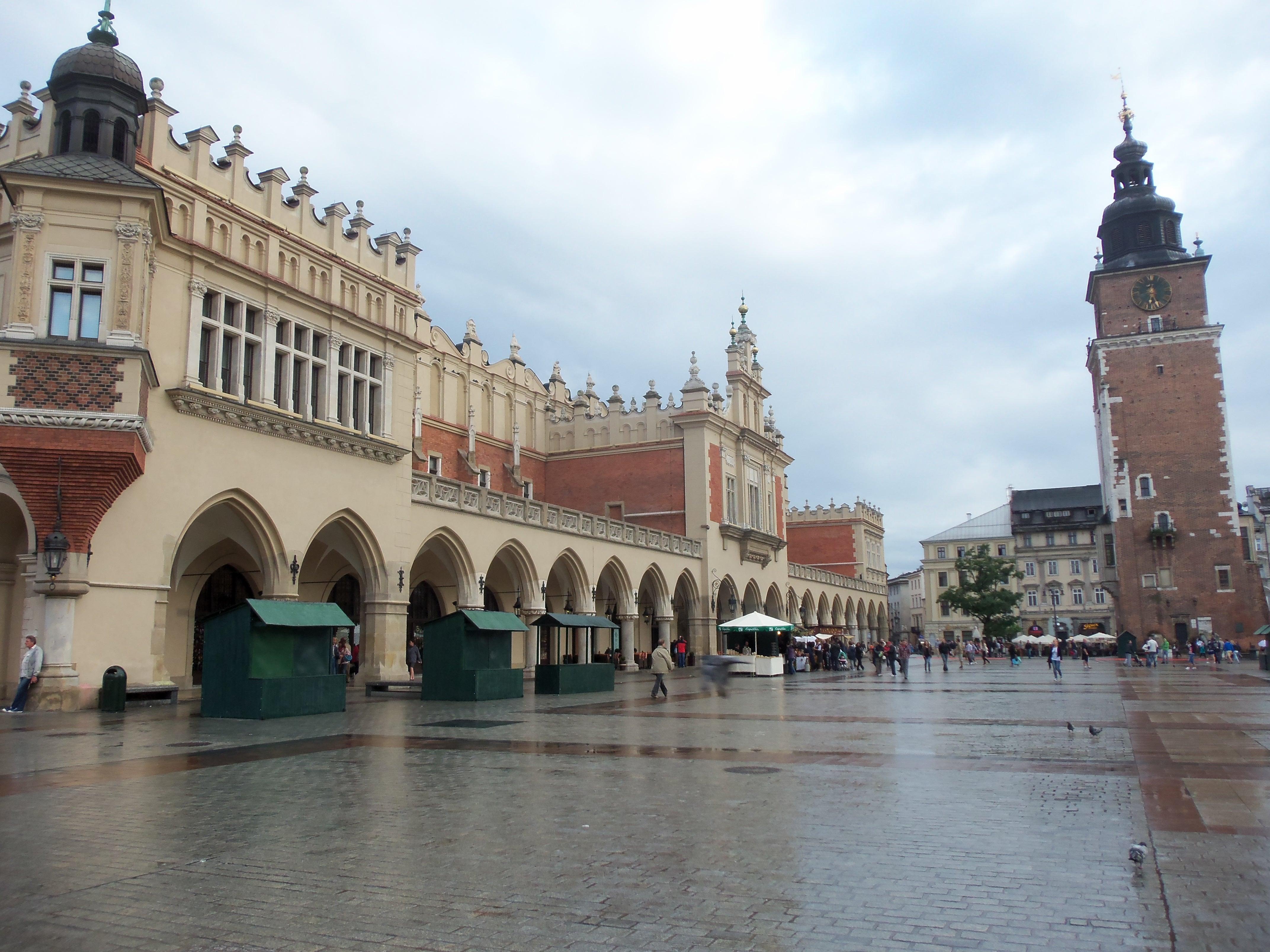 Cracovie, la petite Pologne