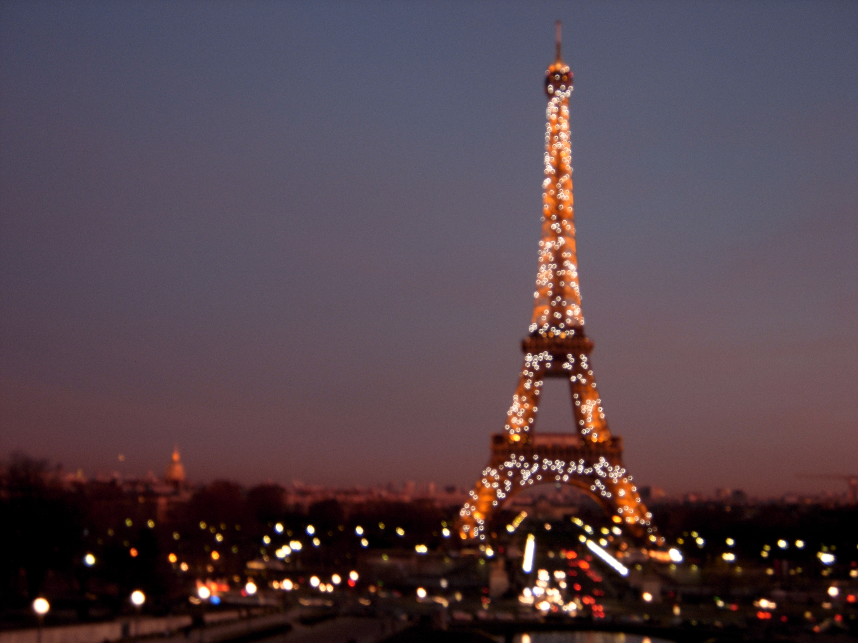 Paris sera toujours Paris…