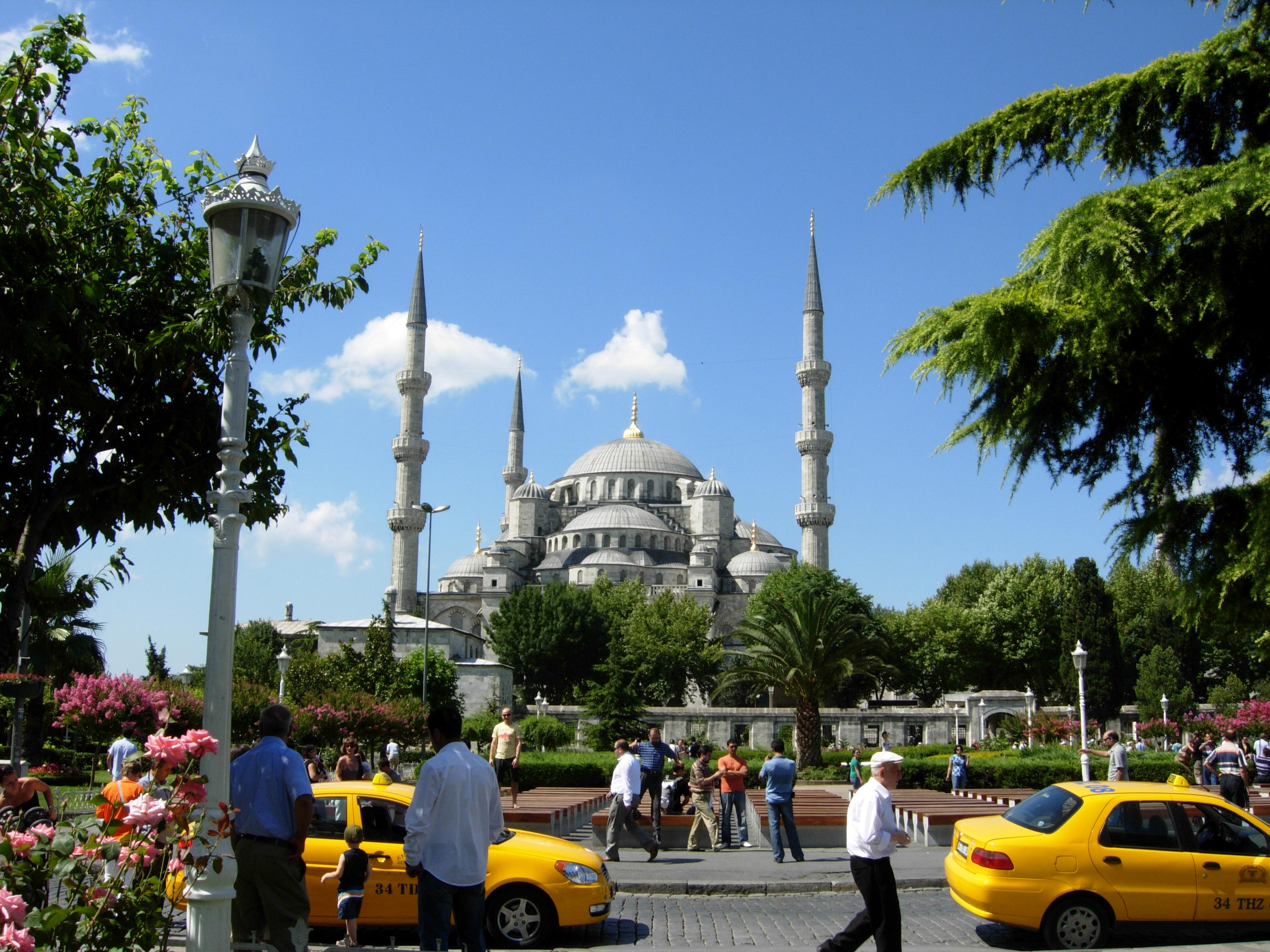 Istanbul, c'est cool