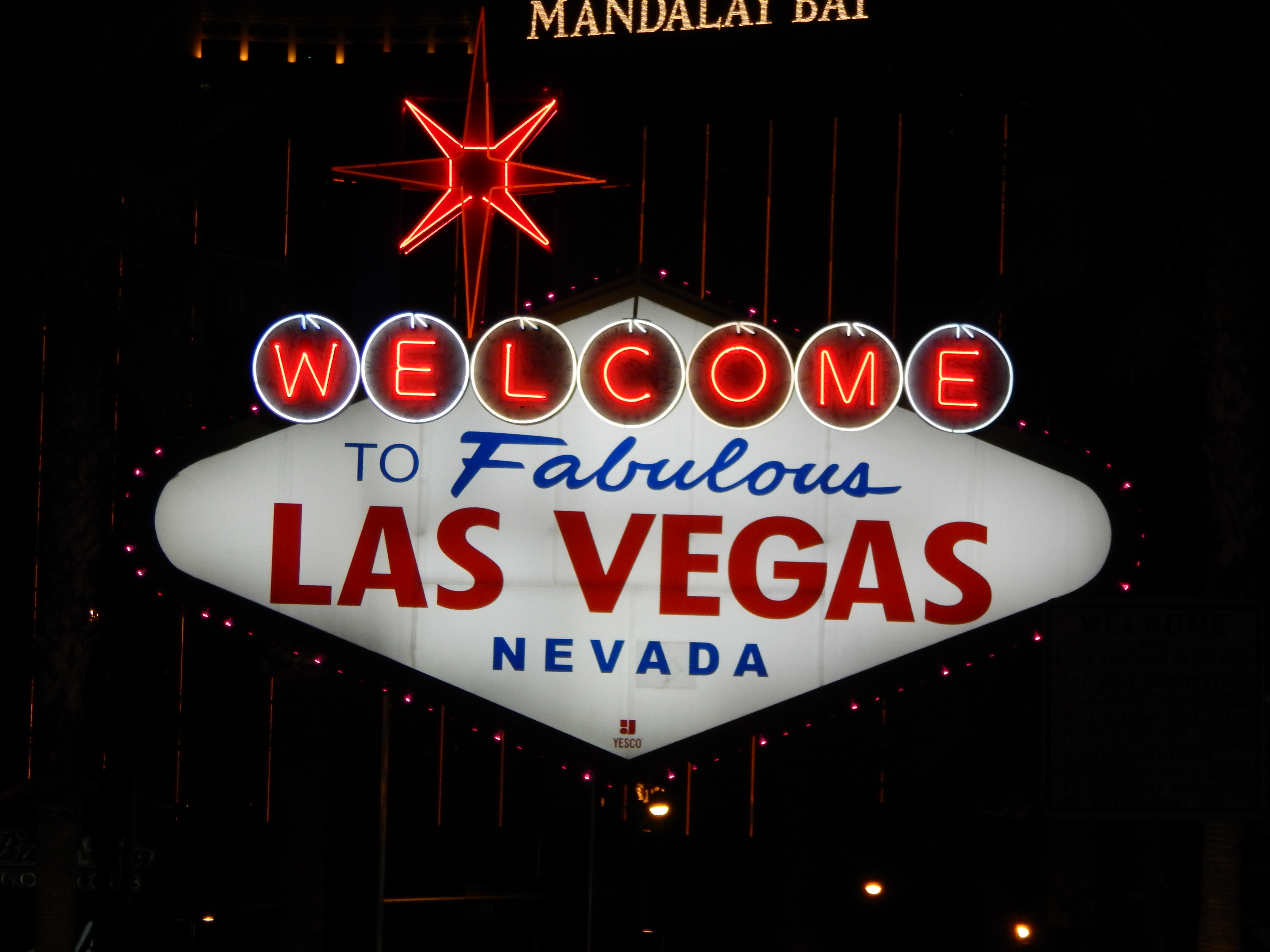 Las Vegas, faites vos jeux !