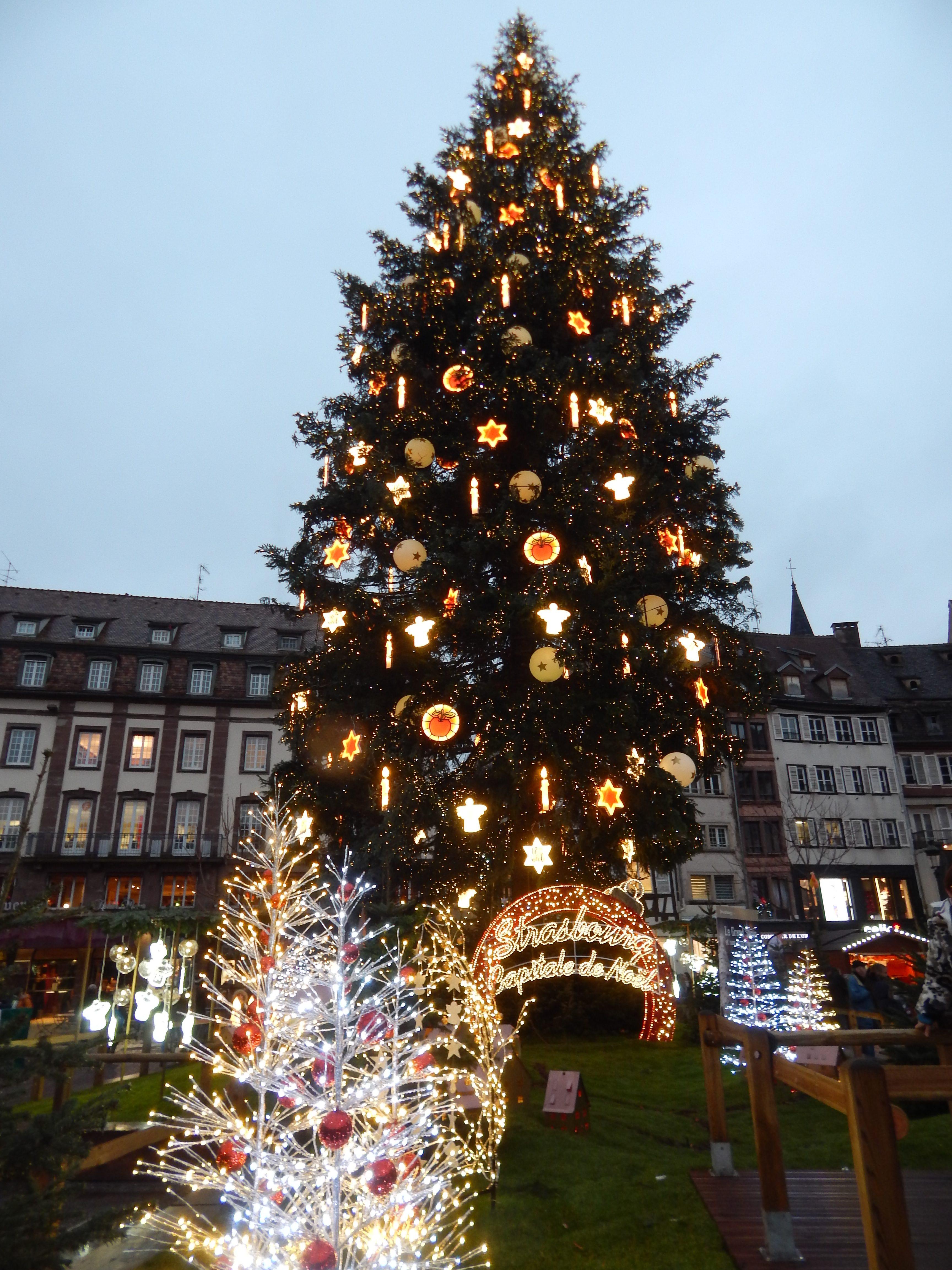 Strasbourg, une journée aux marchés de Noël